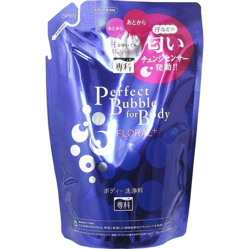 Дезодорирующий гель для душа с эффектом увлажнения с гиалуроновой кислотой с цветочным ароматом (мягкая экономичная упаковка)