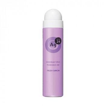 Спрей дезодорант-антиперспирант с ионами серебра с ароматом свежести