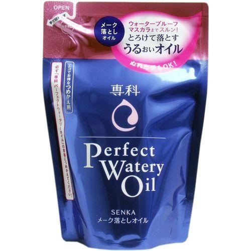 Гидрофильное масло для снятия макияжа с гиалуроновой кислотой и протеинами шелка (мягкая экономичная упаковка)