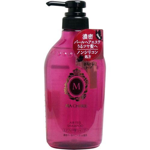 Бессиликоновый шампунь для волос для придания объема с цветочно-фруктовым ароматом