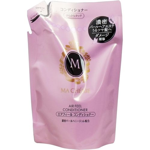 Кондиционер для волос для придания объема с цветочно-фруктовым ароматом (мягкая экономичная упаковка)