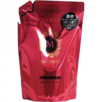 Бессиликоновый увлажняющий шампунь для волос с цветочно-фруктовым ароматом (мэу)