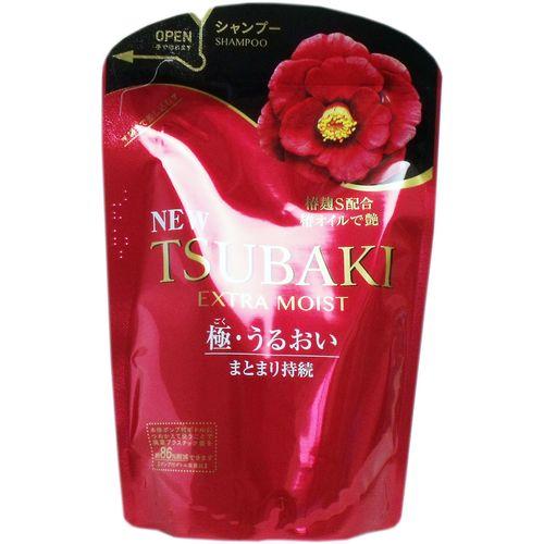 Увлажняющий шампунь для волос с маслом камелии (мягкая экономичная упаковка)