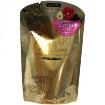 Бессиликоновый  шампунь для восстановления поврежденных волос, насыщенный маслом камелии (мэу)