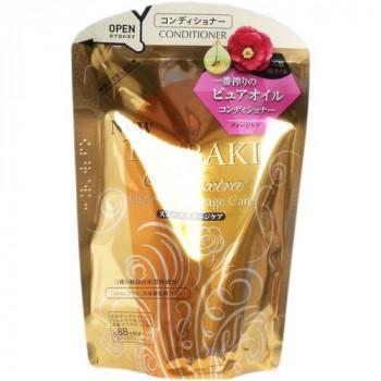 Кондиционер для восстановления поврежденных волос, насыщенный маслом камелии (мэу)