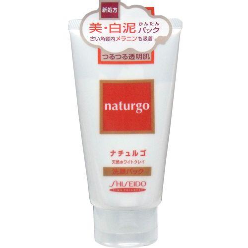 Маска для лица с натуральной белой глиной