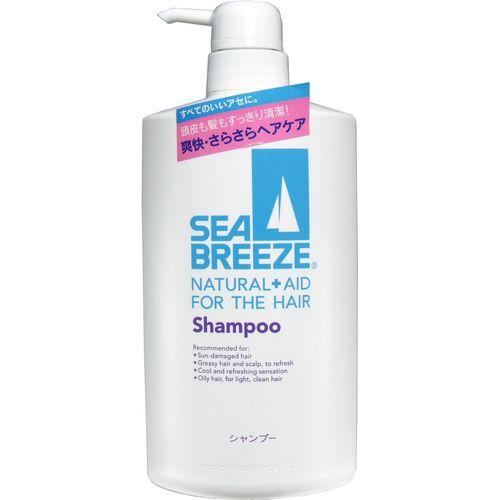 Шампунь для жирной кожи головы и всех типов волос