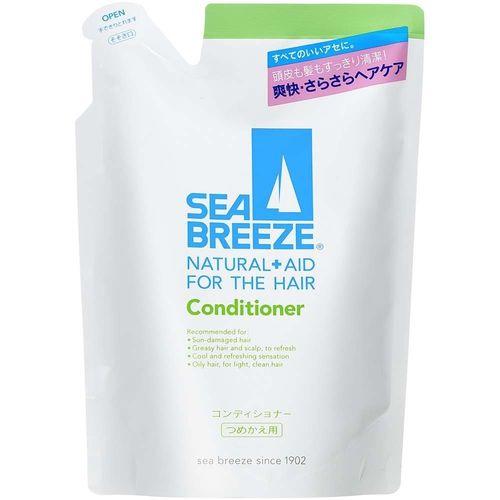 Кондиционер для жирной кожи головы и всех типов волос (мягкая экономичная упаковка)
