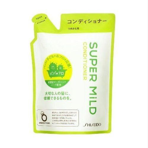 Мягкий кондиционер для волос с ароматом трав (мягкая экономичная упаковка)