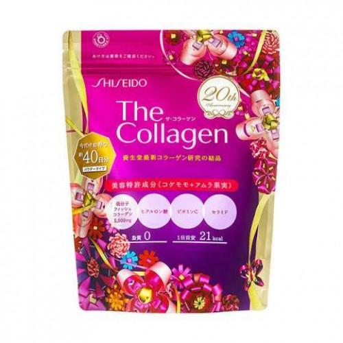 Shiseido The Collagen Низкомолекулярный коллаген 5000 мг (240г на 40 дней)