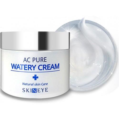 Крем осветляющий и увлажняющий для лица AC PURE