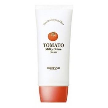 Крем для лица отбеливающий с экстрактом томата Tomato Milky Shine Cream