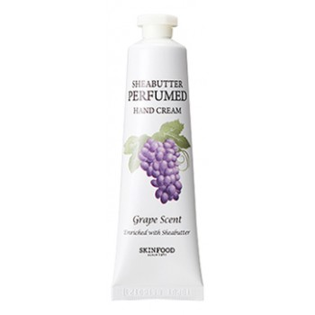Крем для рук парфюмированый Shea Butter Perfumed Hand Cream (Grape scent)