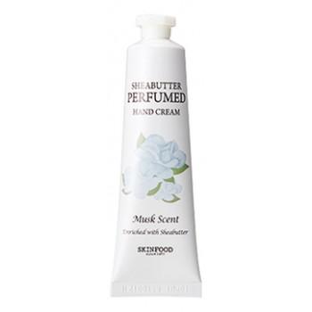 Крем для рук парфюмированый Shea Butter Perfumed Hand Cream (Musk scent)