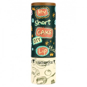 Аксессуар для помады Skinfood My Short Cake Lip Case #3 COOKING BOOK