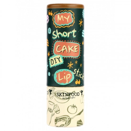 Аксессуар для помады Skinfood My Short Cake Lip Case #3 COOKING BOOK