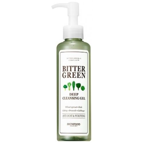 Гель для лица глубокоочищающий Bitter Green Deep Cleansing Gel