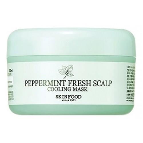 Маска для волос освежающая Peppermint Fresh Scalp Cooling mask