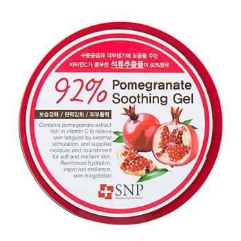 Универсальный успокаивающий гель с экстрактом Граната Pomegranate 92% Soothing Gel