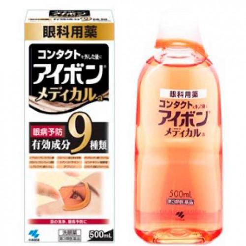 Жидкость для промывки глаз Kobayashi Medical Aibon