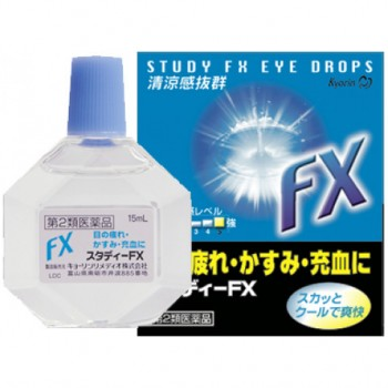 Капли для глаз Kyorin Study FX