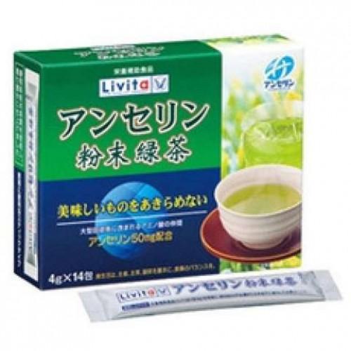 Livita Зелёный чай Анзерин (14 пакетиков)