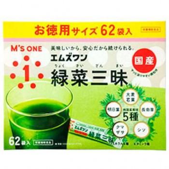 Зелёный сок Аодзиру