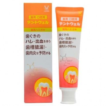 Зубная паста с витамином С