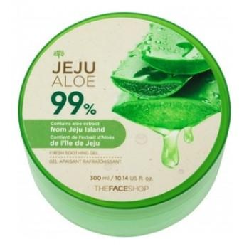 Гель универсальный с экстрактом алоэ Jeju Aloe Fresh Soothing Gel