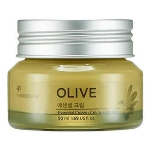 Крем для лица оливковый OLIVE ESSENTIAL CREAM