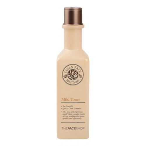 Лосьон для жирной кожи Clean Face Mild Lotion