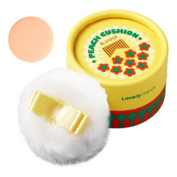 Румяна компактные Lm.C Pastel Cushion Blusher 05 Peach