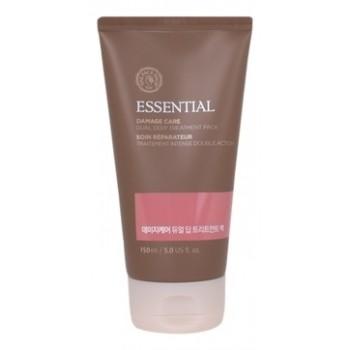Маска для волос восстанавливающая ESSENTIAL DAMAGE CARE DUAL DEEP TREATMENT PACK (2017)