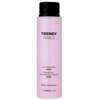 Жидкость для снятия лака TFS TRENDY NAIL REMOVER ROSE