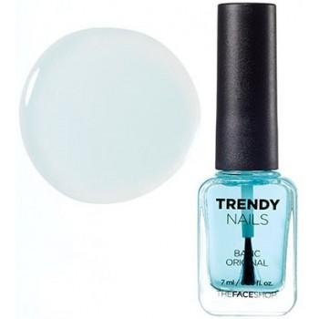 Лак для ногтей TFS TRENDY NAILS 03 TOP COAT