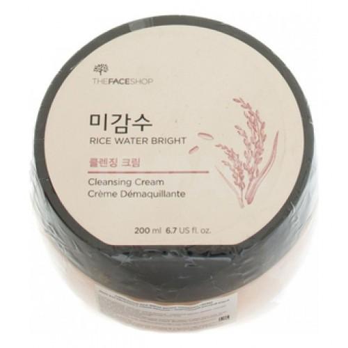 Крем очищающий с экстрактом риса TFS RWB Cleansing Cream R2015