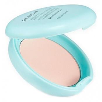 Пудра компактная для жирной кожи N.TFS.B Oil Clear Pink Mattifyng Powder