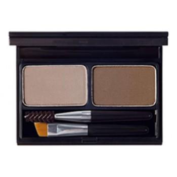 Палетка для макияжа бровей TFS BROWMASTER EYEBROW KIT02 GRAY BROWN