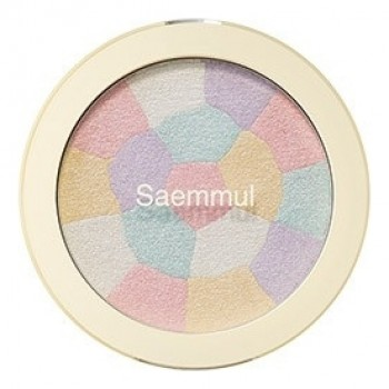 Хайлайтер минеральный 01 Saemmul Luminous Multi Highlighter 01.Pink White