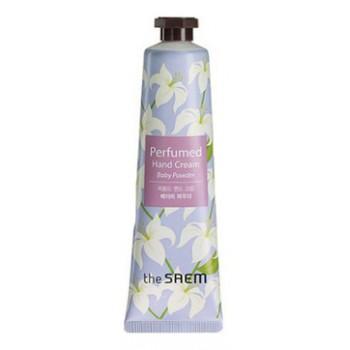 Крем для рук парфюмированый Perfumed Hand Cream Baby Powder