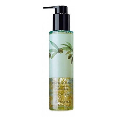 Масло для очищения лица с экстрактом оливы MARSEILLE OLIVE Cleansing Oil Fresh Purifying
