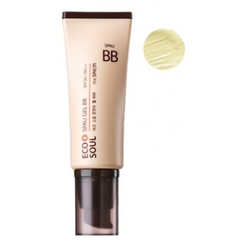 ББ крем гелевый  Eco Soul Spau Gel BB SPF30 PA++ 01 Light Beige