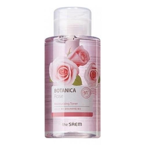 Тоник для лица Botanica Rose Moisturizing Toner