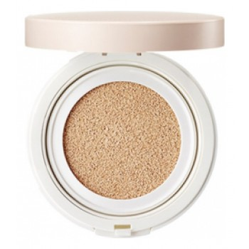Основа-крем сияющая 01 Saemmul Aqua Glow Cushion 01 Light Beige