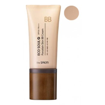 Крем Eco Soul Porcelain Skin BB Cream 02 Natural Beige