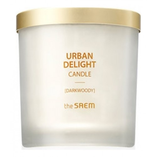 Аромасвеча URBAN DELIGHT CANDLE DARKWOODY