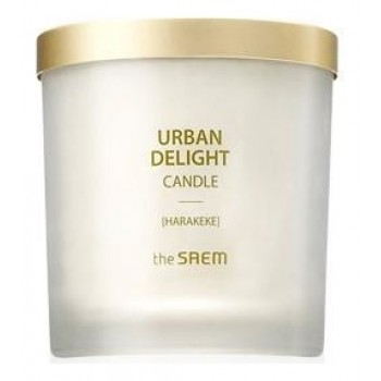 Аромасвеча URBAN DELIGHT CANDLE HARAKEKE