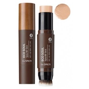 ББ стик Eco Soul Spau BB Stick 02 Natural Beige (N)