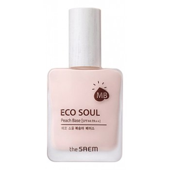 База под макияж Eco Soul Peach Base
