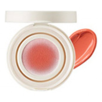 Кремовые румяна ECO SOUL Bounce Cream Blusher 01 Peach Dew